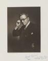 Herbert Stanley Morrison, Baron Morrison of Lambeth, by Yousuf Karsh - NPG P402
