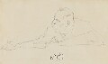 Oswald Mosley, by Donald Edward Green - NPG 5533