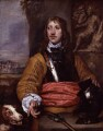 Richard Neville, by William Dobson - NPG 5382