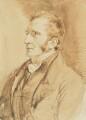 William Newman, by John Linnell - NPG 5204