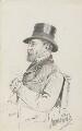 James Charles Herbert Welbore Ellis Agar, 3rd Earl of Normanton, by Frederick Sargent - NPG 5665