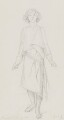 Lady Diana Cooper (Diana (née Manners), Viscountess Norwich), by (Marion Margaret) Violet Manners (née Lindsay), Duchess of Rutland - NPG 5405