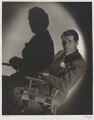 Laurence Kerr Olivier, Baron Olivier, by Laszlo Willinger - NPG P236