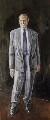 Laurence Kerr Olivier, Baron Olivier, by Emma Sergeant - NPG 5502