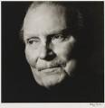 Laurence Kerr Olivier, Baron Olivier, by Alistair Morrison - NPG P364