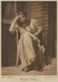 Beatrice Webb, by George Bernard Shaw, copy by  Emery Walker Ltd - NPG P329