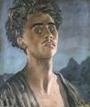 Mervyn Laurence Peake, by Mervyn Laurence Peake - NPG L191