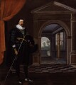 William Herbert, 3rd Earl of Pembroke, after Daniel Mytens - NPG 5560