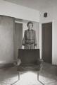 Bridget Horatia (née Richmond), Lady Plowden, by Brian Griffin - NPG P413