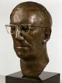 Sir John Pope-Hennessy, by Dame Elisabeth Jean Frink - NPG 5406