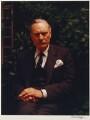 Enoch Powell, by Denis Waugh - NPG P314