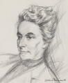 Marie Rambert, by Juliet Pannett - NPG 6039