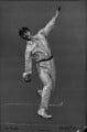 Wilfred Rhodes, copy by Albert Chevallier Tayler, after a photograph by  George William Beldam - NPG 5960