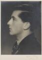 (Nathaniel Mayer) Victor Rothschild, 3rd Baron Rothschild, by Man Ray (Emmanuel Radnitzky) - NPG P361