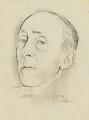 Edward Sackville-West, 5th Baron Sackville, by Graham Vivian Sutherland - NPG 5336