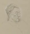 Siegfried Loraine Sassoon, by John Piggins (John Redvers) - NPG 5547
