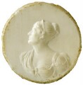 Sarah Siddons (née Kemble), by John Henning - NPG 5460