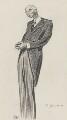 John Allsebrook Simon, 1st Viscount Simon, by Sir David Low - NPG 5860