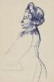 Lydia Sokolova, by (Arthur) Derek Hill - NPG 6463