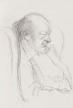 Ruskin Spear, by Mervyn Levy - NPG 5538