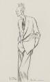 Stephen Spender, by Sir David Low - NPG 5770