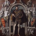 Henry Howard, Earl of Surrey, by Unknown Italian artist - NPG 5291