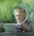 Graham Vivian Sutherland, by Graham Vivian Sutherland - NPG 5338