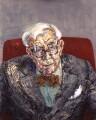 Alan John Percivale Taylor, by Maggi Hambling - NPG 5988