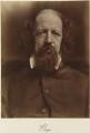 Alfred, Lord Tennyson, by Julia Margaret Cameron - NPG P284