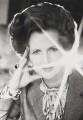 Margaret Thatcher, by Norman Parkinson - NPG P176