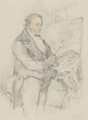 Joseph Mallord William Turner, after Sir John Gilbert - NPG 5566