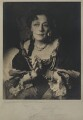 Irene Vanbrugh as Catherine of Braganza, by Germaine Kahnova - NPG P300