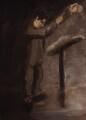 Ralph Vaughan Williams, by Sir Robert Vere ('Robin') Darwin - NPG 5495
