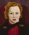 Antonia White, by Sir Cedric Lockwood Morris - NPG 5998