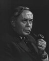 Harold Wilson, by Yousuf Karsh - NPG P258