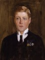 Prince Edward, Duke of Windsor (King Edward VIII), by Solomon Joseph Solomon - NPG 5425