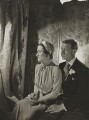 Wallis, Duchess of Windsor; Prince Edward, Duke of Windsor (King Edward VIII), by Cecil Beaton - NPG P264