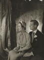 Wallis, Duchess of Windsor; Prince Edward, Duke of Windsor (King Edward VIII), by Cecil Beaton - NPG P266