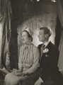 Wallis, Duchess of Windsor; Prince Edward, Duke of Windsor (King Edward VIII), by Cecil Beaton - NPG P267