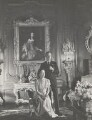 Wallis, Duchess of Windsor; Prince Edward, Duke of Windsor (King Edward VIII), by Cecil Beaton - NPG P276