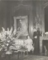 Wallis, Duchess of Windsor; Prince Edward, Duke of Windsor (King Edward VIII), by Cecil Beaton - NPG P278