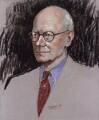 John Frederick Wolfenden, Baron Wolfenden, by Trevor Stubley - NPG 5540
