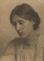 Virginia Woolf, by George Charles Beresford - NPG P220