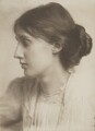 Virginia Woolf, by George Charles Beresford - NPG P222