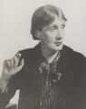 Virginia Woolf, by Man Ray (Emmanuel Radnitzky) - NPG P170