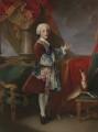 Henry Benedict Maria Clement Stuart, Cardinal York, by Louis Gabriel Blanchet - NPG 5518