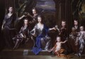 The Children of John Taylor of Bifrons Park, by John Closterman - NPG 5320