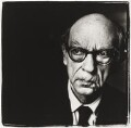 Sir Isaiah Berlin, by Steve Pyke - NPG P466