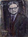 Elias Canetti, by Marie-Louise von Motesiczky - NPG 6190