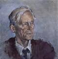 (William) Owen Chadwick, by (Arthur) Derek Hill - NPG 6132